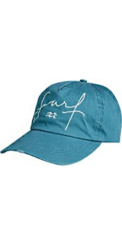 BILLABONG Surf Trucker Cap Mütze Blue Wave - Twill Trucker Mütze mit Stickerei - Stone Wash (Billabong Damen Hut)
