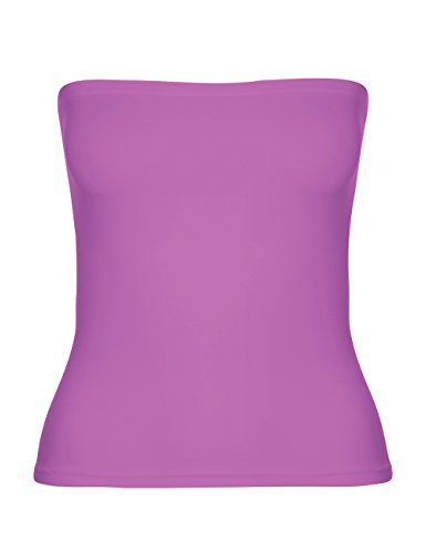Wolford Femme Fatal Top iris orchid