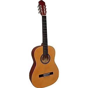 MSA - Chitarra classica 4/4 (adulto), 6 colori a scelta
