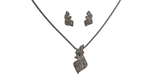 sempre-london-925-silver-plated-designer-pendant-with-designer-earrings-in-crystal-diamonds-for-wome