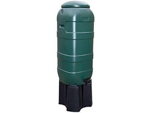 Récupérateur Du0027eau Slimline/ Rainsaver 100 Litres | Anthracite Ou Vert |  Complet Avec