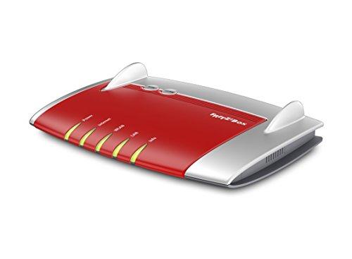 Foto AVM FRITZ! Box 4040 International Router Wireless AC 1300 (860+400 Mbps), 1 Wan Gigabit + 4 LAN Gigabit, Access Point, 2 USB