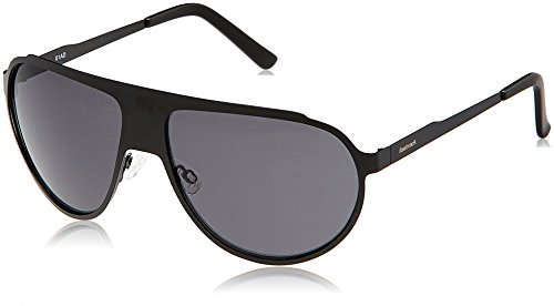 Fastrack Gradient Goggle Men\'s Sunglasses - (M157BK1|60|Smoke)