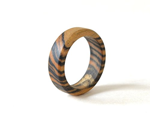black-and-white-ebony-ring-wood-ring-wood-band-wedding-wood-ring-wooden-wedding-jewelry-natural-jewe