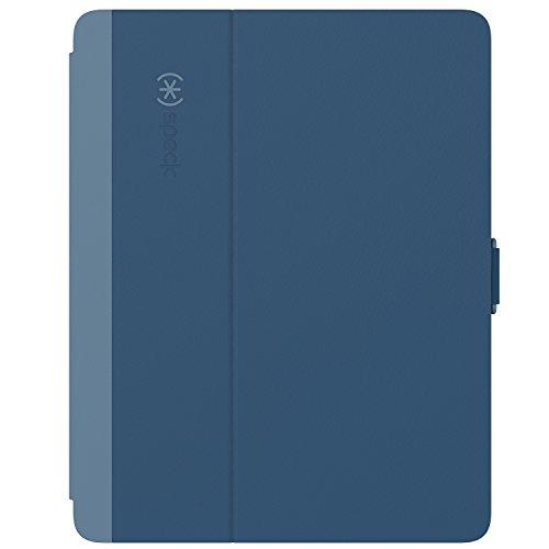 Speck StyleFolio Schutzhülle für iPad Mini 4, Veganes Leder, Marine Blue/Twilight Blue, 9.7 Ipad Mini Speck Folio