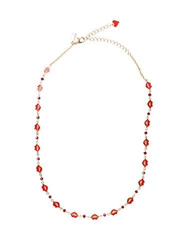 Desigual Damen-Kragen Halskette - 18SAGO823026U (Damen Kragen-halskette)