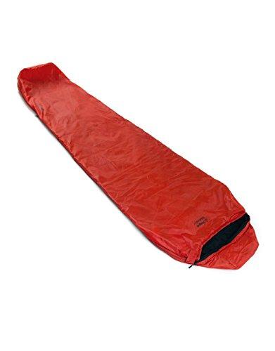 31GJaSSGO5L - Snugpak | Travelpak 1 | Outdoor Sleeping Bag | Built in Mosquito Net | Antibacterial