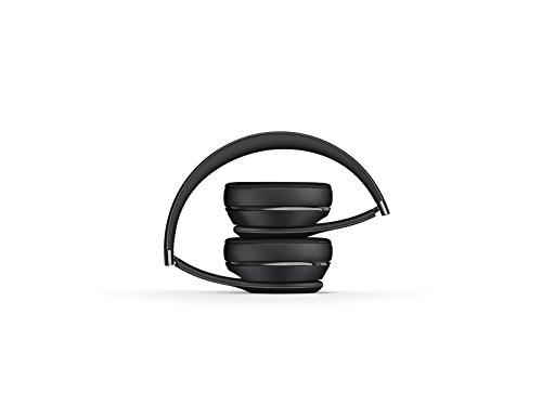 Beats Solo3 Wireless - Auriculares Supraaural, Negro
