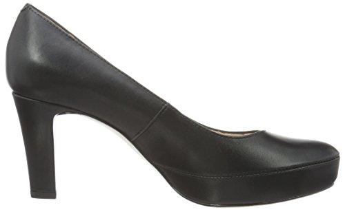 Unisa Numar_17, Scarpe con Tacco Donna Nero (Black)
