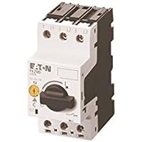 Eaton - Disjoncteur moteur triphasé magnétothermique PKZM0 réglable 25 à 32A