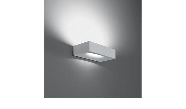 Artemide melete intérieur r7s blanc Éclairage de mur lampe brossé