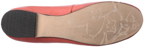 TOM TAILOR Audrey 0211020-031 Damen Ballerinas Rot/Red