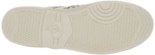 Cherry Time Basic 02, Damen Sneaker White (leopard)
