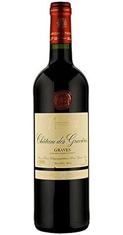 Château des Gravières, Graves 75 cl. (caisse de 6)