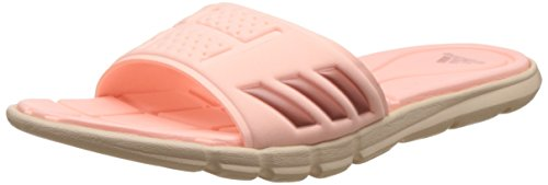 adidas Women's Adipure Cf W Hazcor, Terume and Linen Flip-Flops and House Slippers - 6 UK/India (39.33 EU)