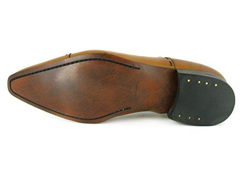 J.BRADFORD Chaussures Richelieu JB-DARIUM Camel Marron