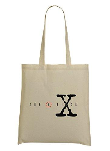 the-x-files-tv-series-logo-tote-bag