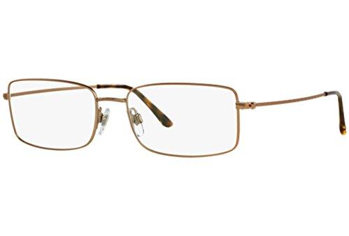 Giorgio Armani Für Mann 5046 Bronze Metallgestell Brillen, 53mm