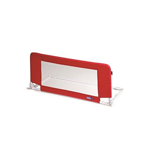 Bebé Due Minimoon - Barrera de cama para camas pequeñas, color rojo,...