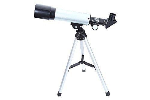 F36050M Teleskop, HUMTUS Kinder Teleskope Astronomisches Landschaft objektiv Teleskop mit Stativ 90 Grad Durchmesser 50mm (2,4 Zoll) für Anfänger - Durchmesser Objektiv