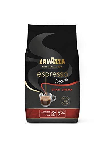 Lavazza Kaffeebohnen,Espresso Barista Gran Crema, 1er Pack (1 x 1 kg)
