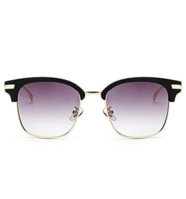 MYLL Koreanische Art Und Weise Damen Sonnenbrille Feine Metallbeine Spielraum Wesentlich Brille