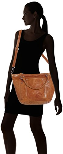 Cowboysbag Condado 1339 Damen Schultertaschen 30x29x14 cm (B x H x T) Braun (Tobacco 320)