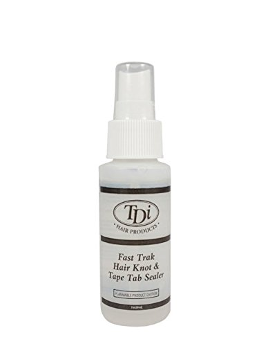 TDI Fast Trak Hair Knot Sealer Knüpfknoten-Versiegler 59ml 2oz. - Sealer Perücke Lace