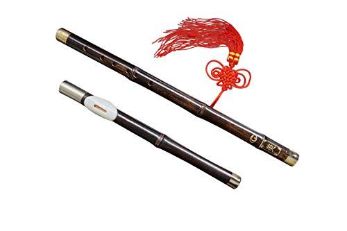 100% Handgeschnitzte Bawu für Anfänger – Blasinstrument Chinesische Flöte #102