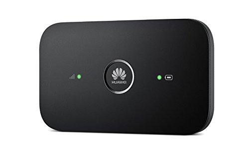 HUAWEI E5573 mobiler LTE Hotspot black 4G Mobile WiFi (Modem-router Von Huawei)