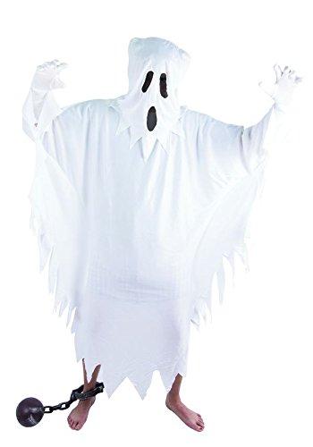 wn–91007–Kostüm Erwachsene Phantom–Einheitsgröße (Unbekannten Phantom Kostüme)