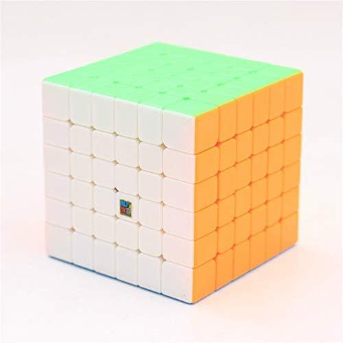 HIJIN Magic Cube 6X6x6 Compétition Professionnelle De Rubik Sixième Ordre Ordre Ordre Cube Puzzle Jouet pour Adultes Créativité Créative pour  s Abs Turn Turn EntraîneHommes t Cérébral Jeu Éducation Jouet  152a96