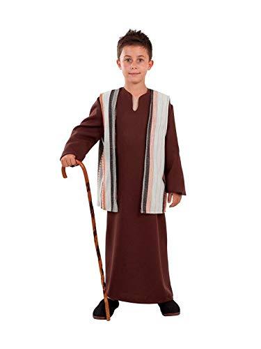 DISBACANAL Disfraz Angelito Infantil - Único, 6 años