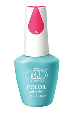 CNI GPC 23-9 UV LED Gel Polish Color Coat Kiss Me, 1er Pack (1 x 9 - Kiss Me Nägel
