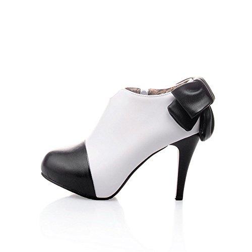 Uh Bianca Bianca Donna Stivali Stivali Stivali Donna Uh Uh Donna XxwpIvZqX