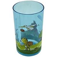 p:os Janosch Trinkglas aus weichmacherfreiem Kunststoff (250ml)