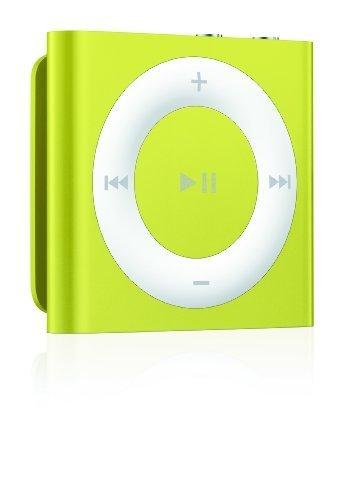Apple Apple - iPod Shuffle (4.GEN.) MD774 BT/A nein (2048 MB)