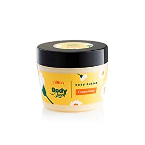 Plum BodyLovin' Oopsie Daisy Body Butter | Deep Moisturization | Dry To Very Dry Skin | 100% Vegan | Paraben, Silicone & Mineral Oil Free, 200 g
