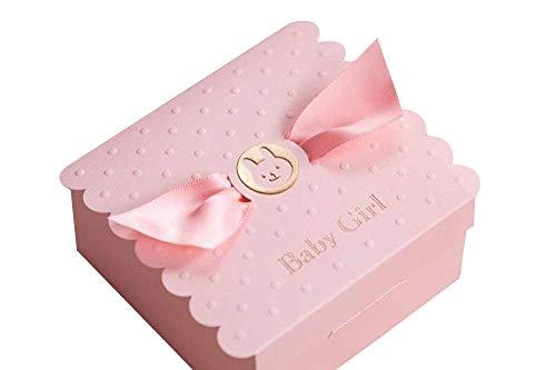 Tarjeta de invitaciones Ponatia 25 piezas, para fiesta rosa, invitaciones ...