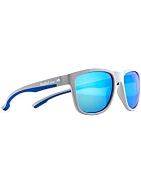 Red Bull SPECT Gafas de sol polarizadas Bubble Matt Light Gris-Light Azul-verde