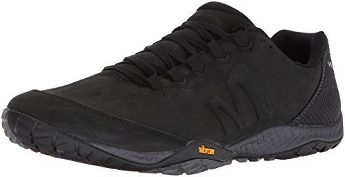 Merrell Herren Parkway Emboss Lace Sneaker, Schwarz Black, 43 EU