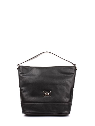 La Martina 380.003 Hobo Bag Donna Black Pz