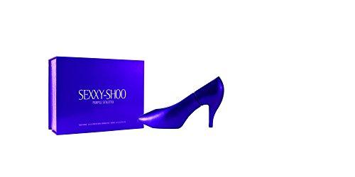 Laurelle London Sexxy Shoo Purple, Eau de Parfum Donna, 100 ml