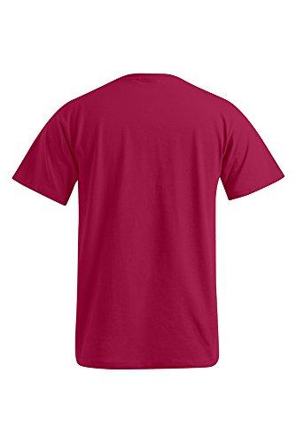 Premium T-Shirt Herren Kirschrot