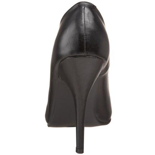Pleaser SEDUCE-420V Damen Pumps Blk Faux Leather