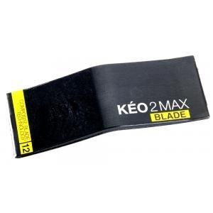 Look Kéo 2 Max Blade 12Lamellen (Kit) Pedal, Unisex Erwachsene, schwarz, Einheitsgröße -