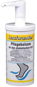 Laufwunder Pflegebalsam für den diabetischen Fuß 450ml, Spenderdose