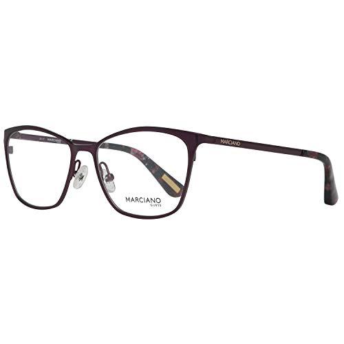 Guess Damen by Marciano Brille Gm0308 52082 Brillengestelle, Violett, 52