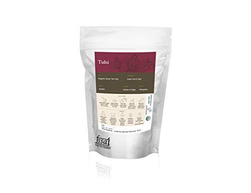 ARUNIKA-Fresco-Organic-Green-Tea-Tulsi-100GM