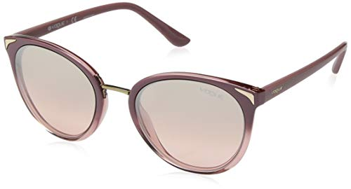 Ray-Ban Damen 0VO5230S Sonnenbrille, (Top Antique Grad Tr Pink), 54